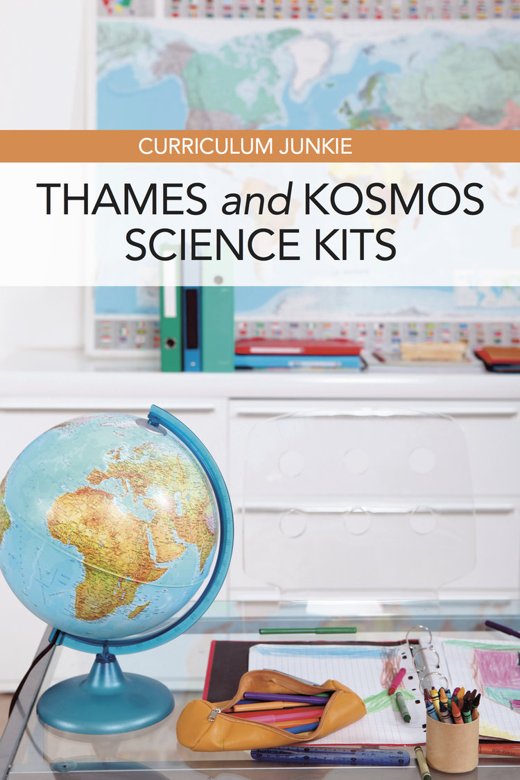 Review Thames And Kosmos Science Kits Home School Life