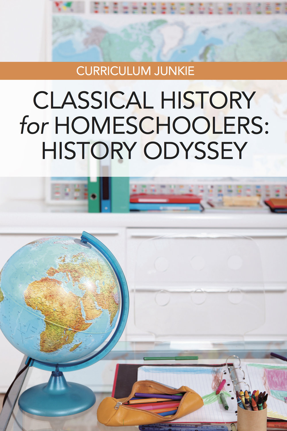 Classical History for Homeschoolers: History Odyssey