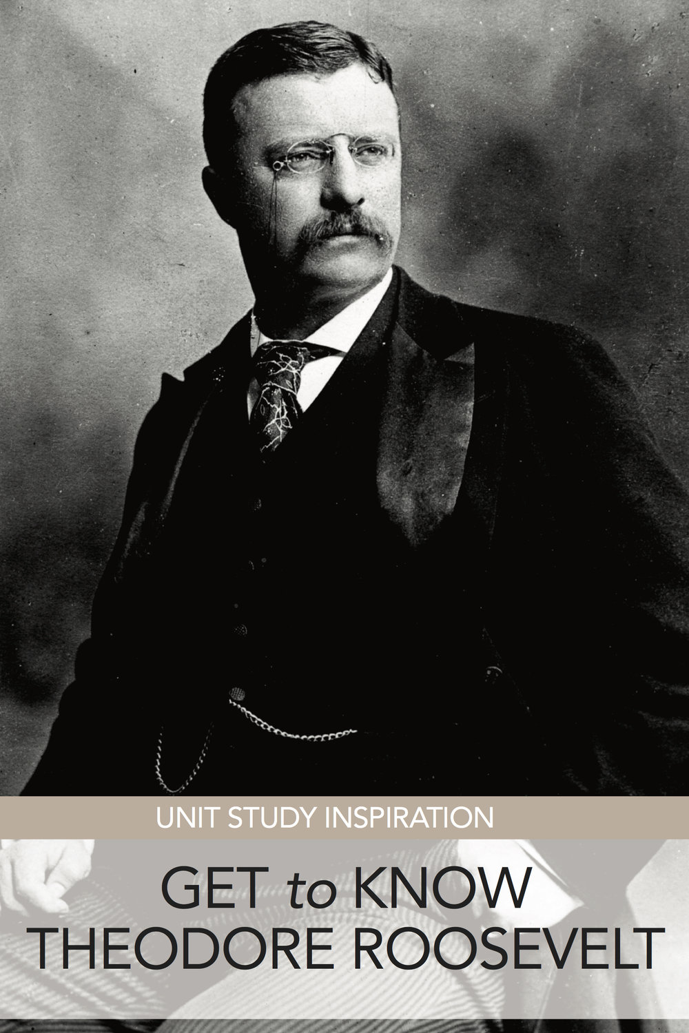If your kids think studying the U.S. Presidents is kind of boring, a unit study on Teddy Roosevelt should pretty thoroughly change their minds. #homeschool