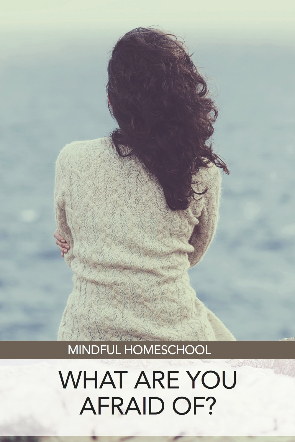 Love this post! A good reminder that we don't want to be driven by fear in our homeschool lives. #homeschool