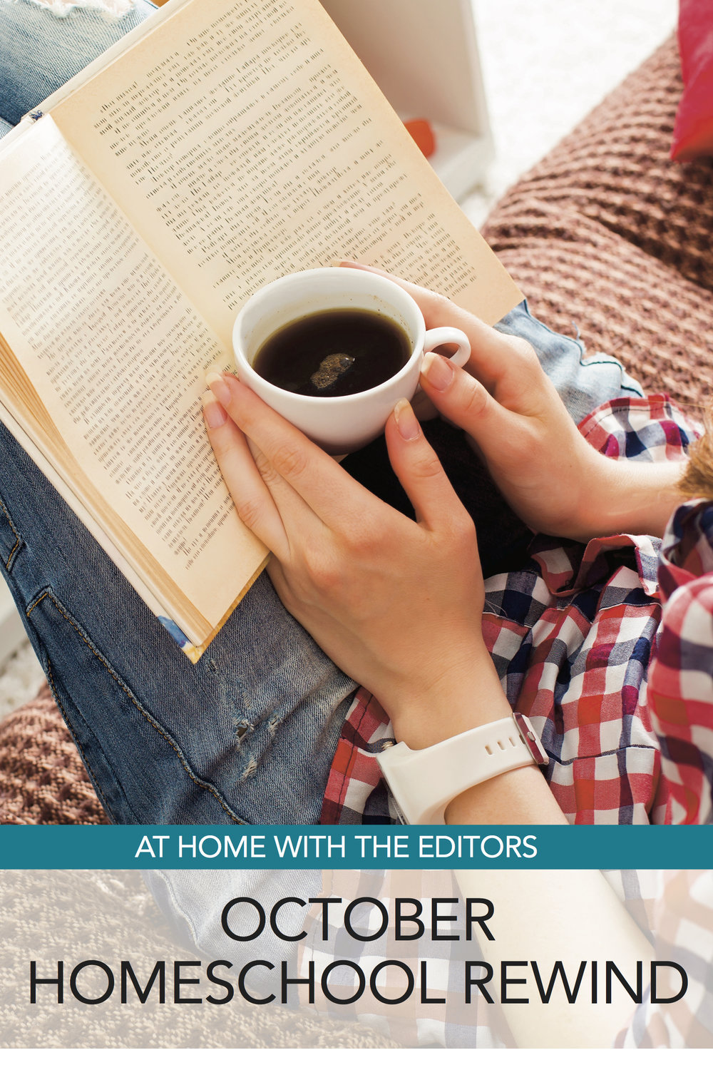 Fun peek behind the scenes at what's happening in the homeschool life of the editor of home/school/life magazine #homeschool.
