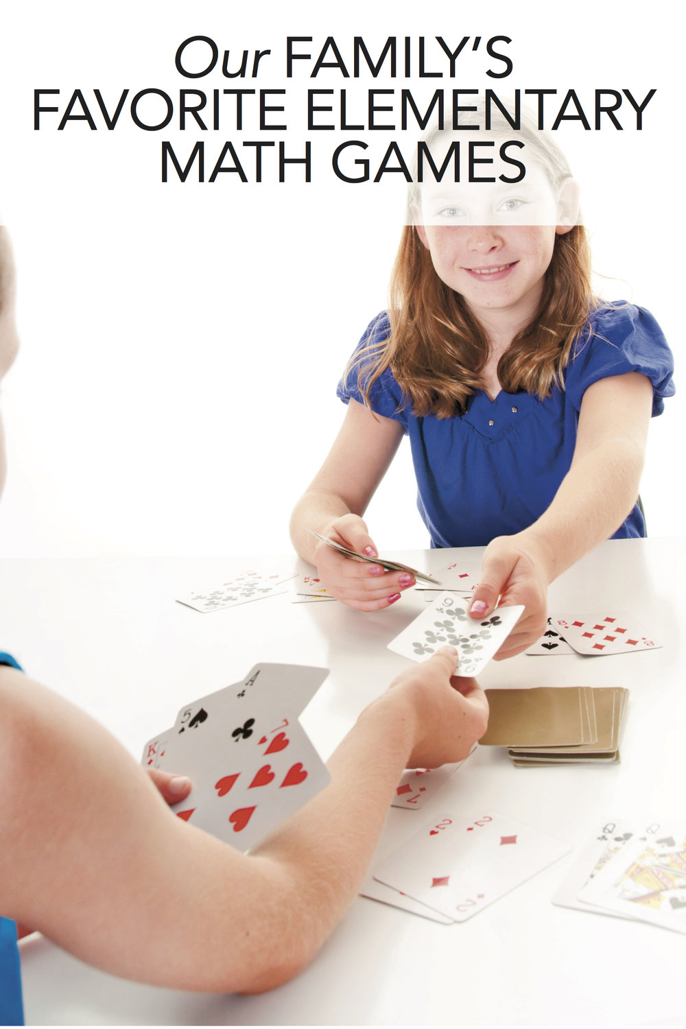 Roundup of mostly DIY math games. #homeschool
