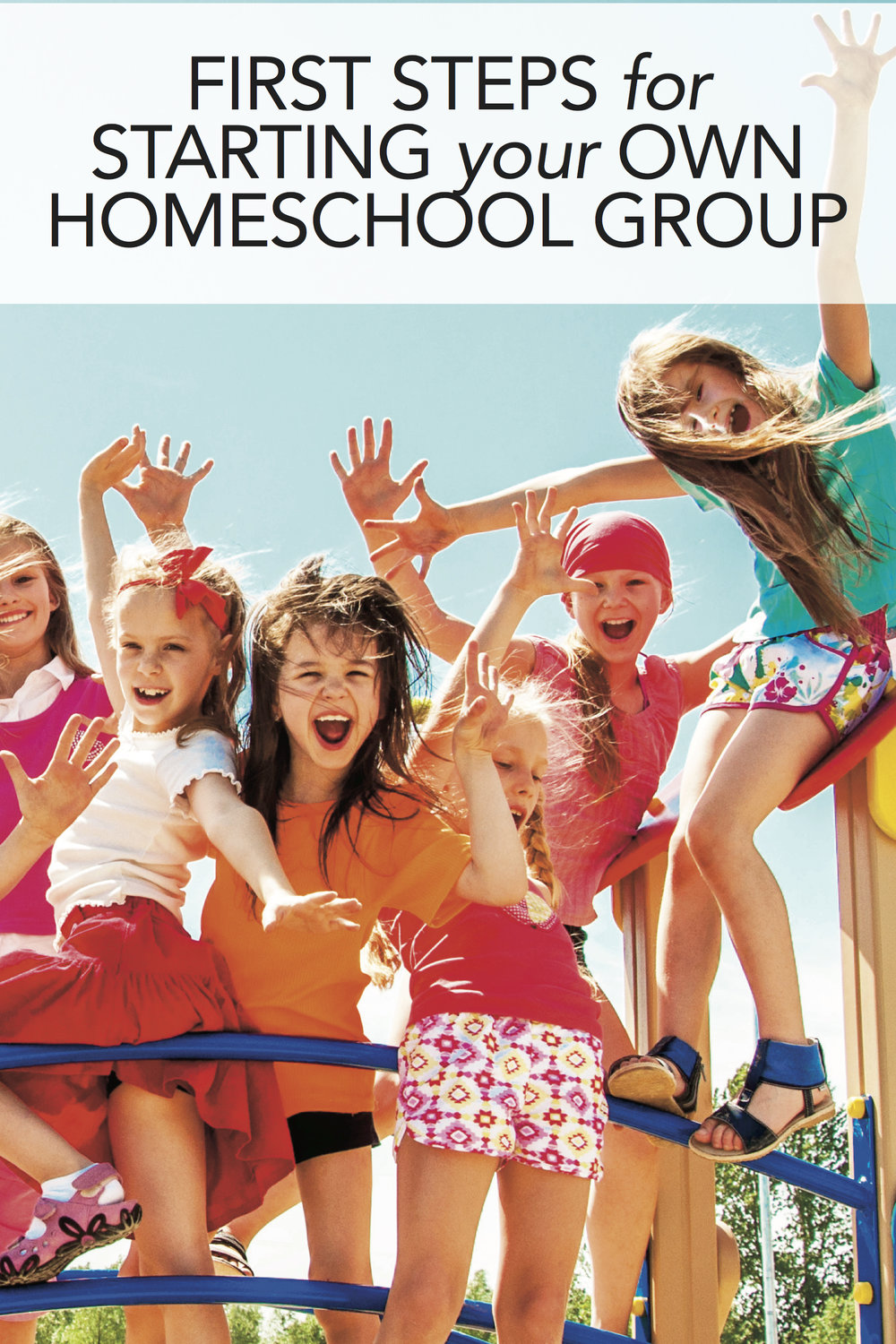 Step-by-step guide to starting your own homeschool group from home/school/life magazine: Part 1 of 3 #homeschool