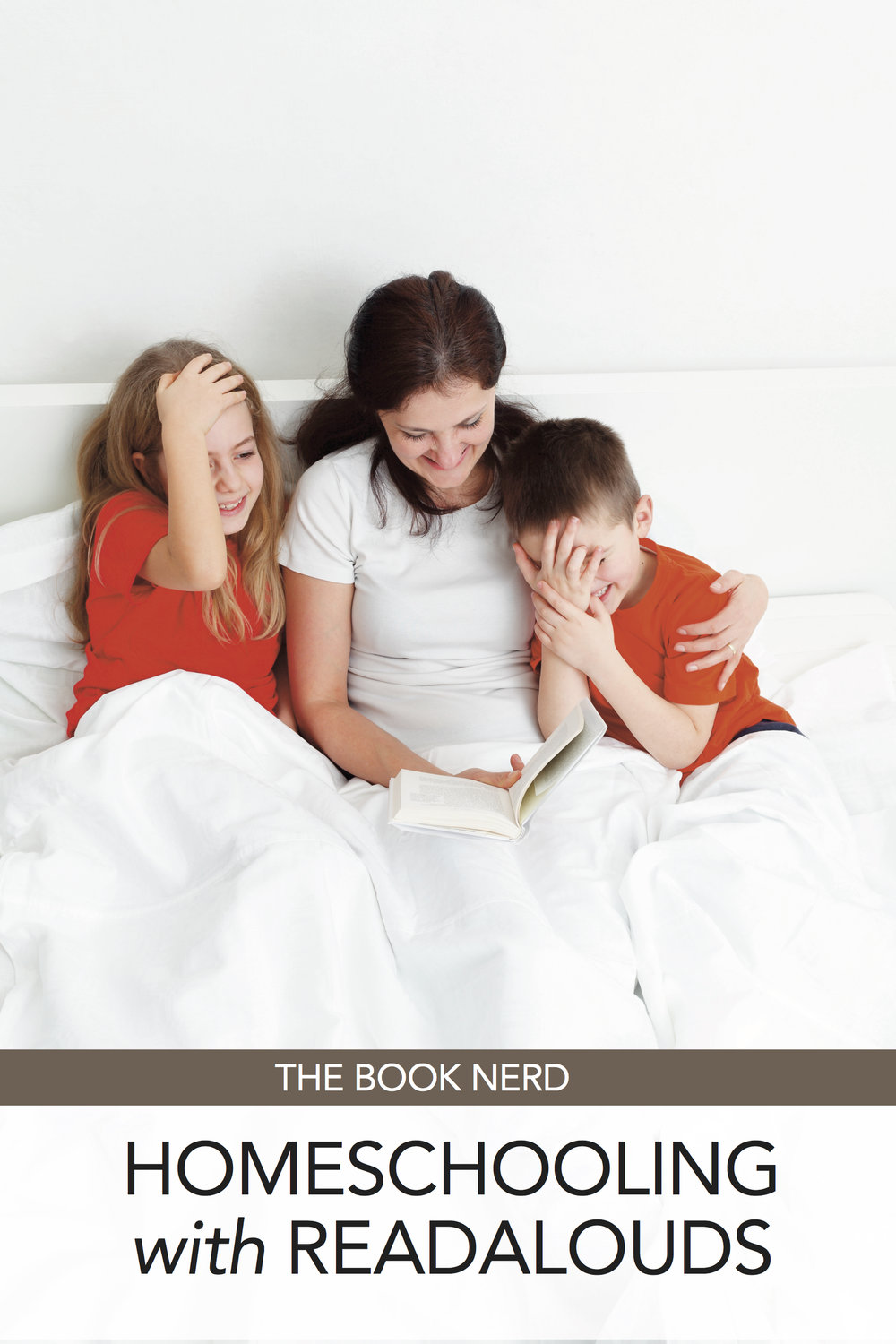 The Book Nerd: Suzanne talks about how she plans her homeschool day around readalouds