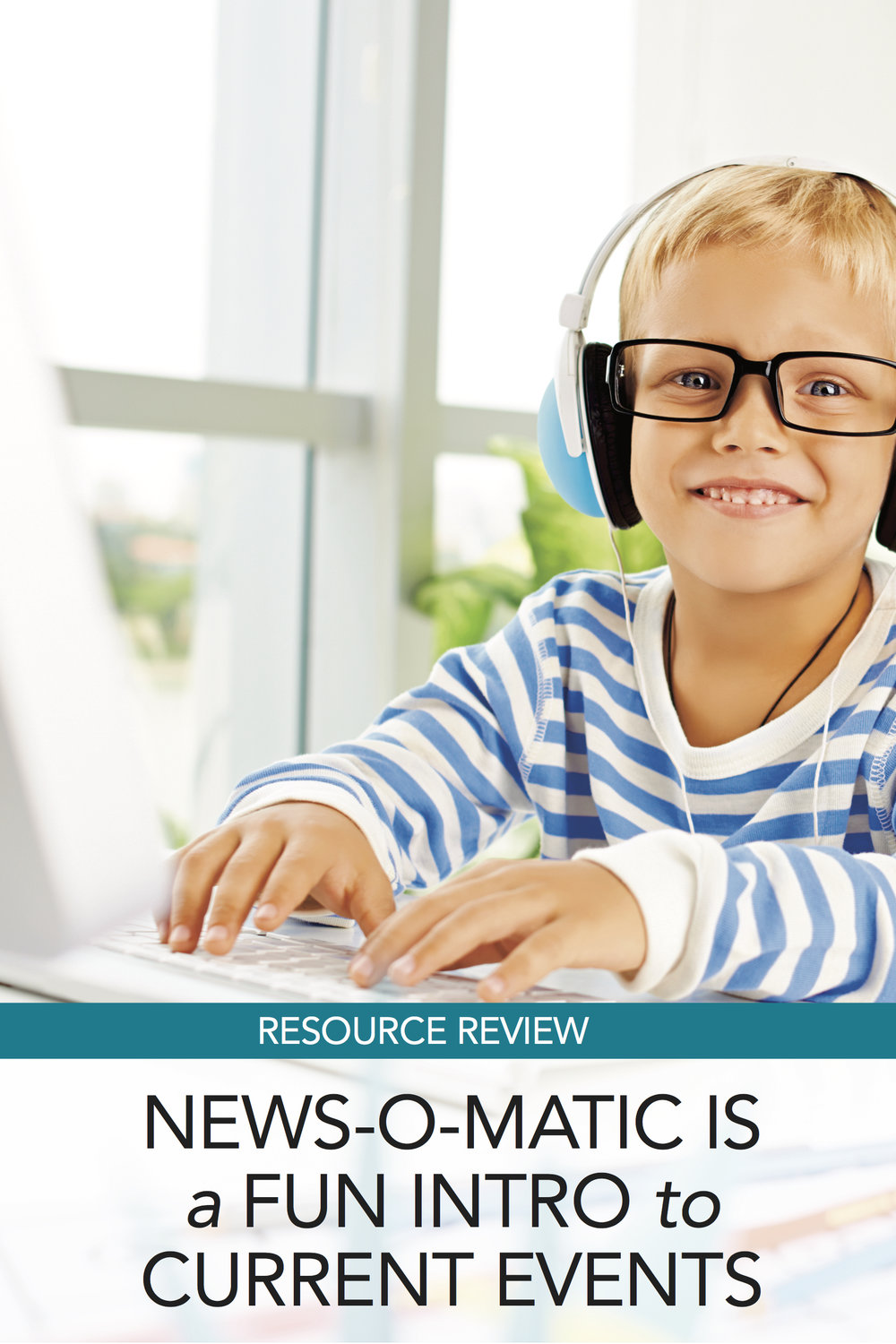 Resource Review: News-O-Matic Is a Kid-Friendly Introduction to Current Events