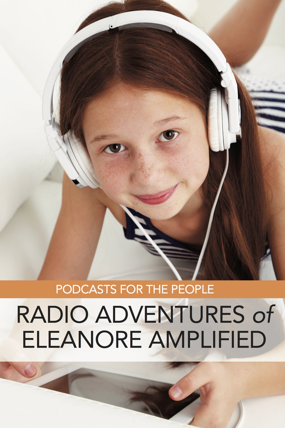 Find Your Next Podcast Obsession: The Radio Adventures of Eleanore Amplified