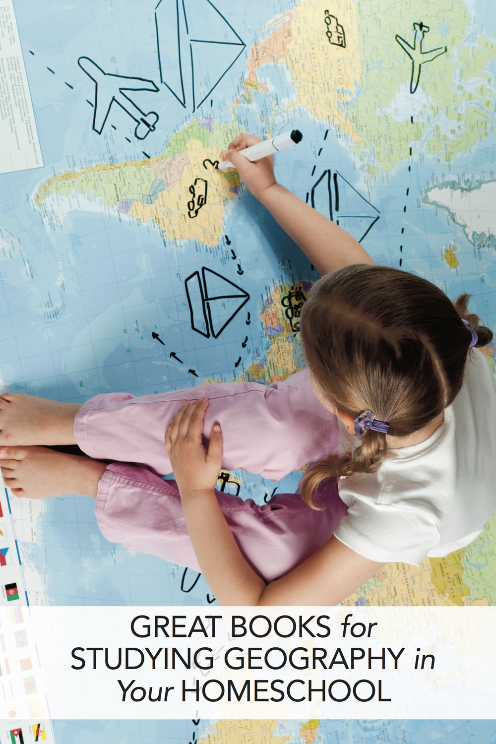Great Books for Studying Geography in Your Homeschool