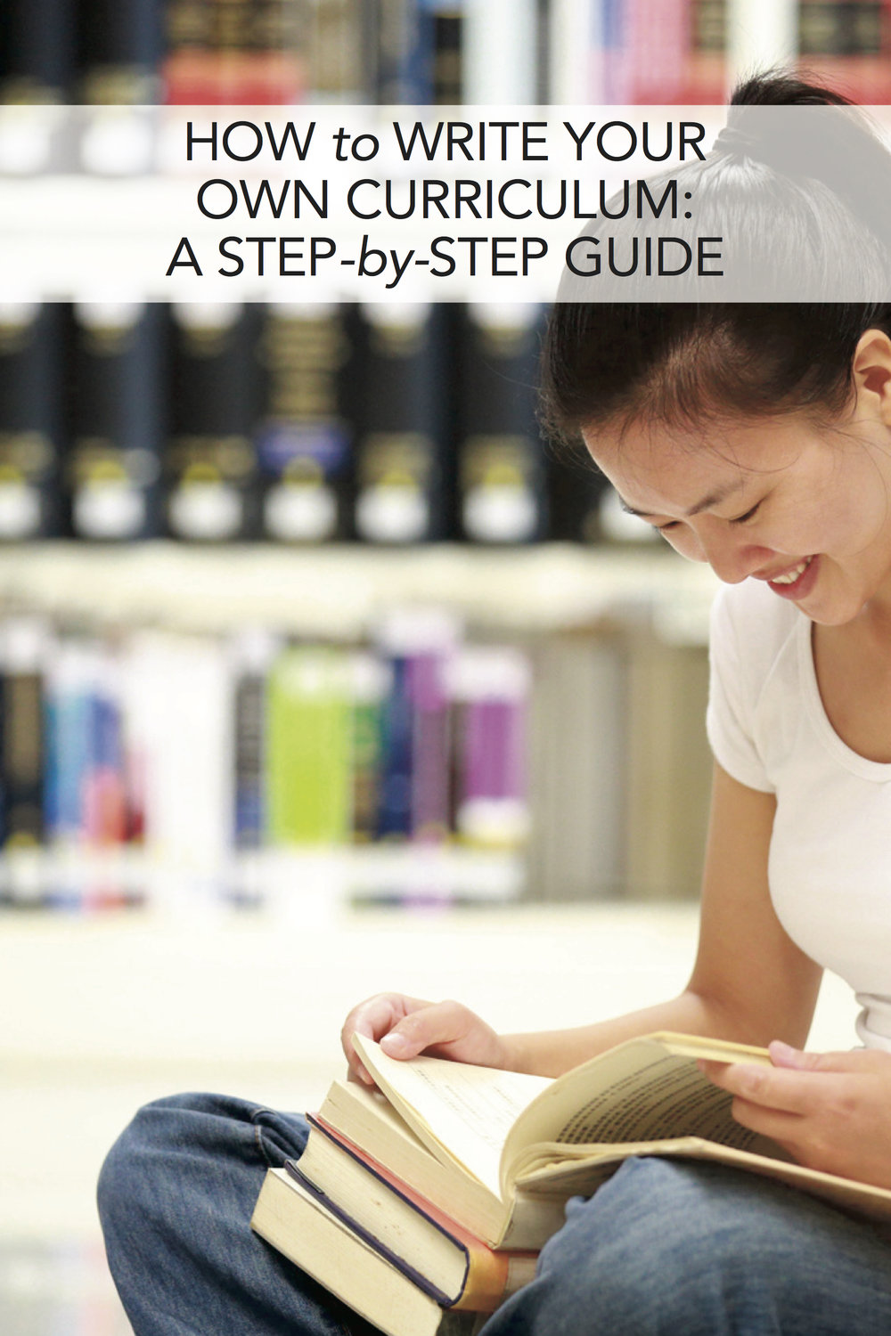 Our step-by-step guide to creating the customized curriculum of your dreams from scratch.