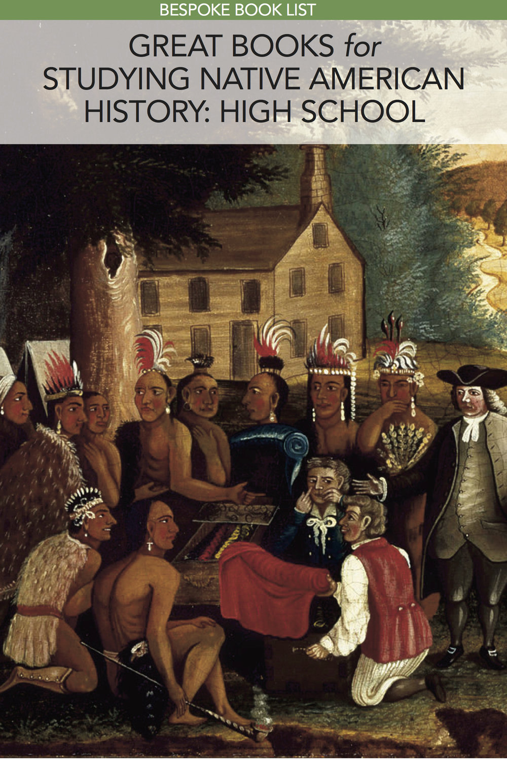 Great Books for Studying Native American History: High School