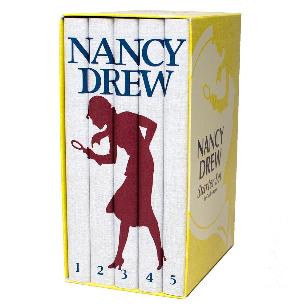 Juniper Books Nancy Drew boxed set