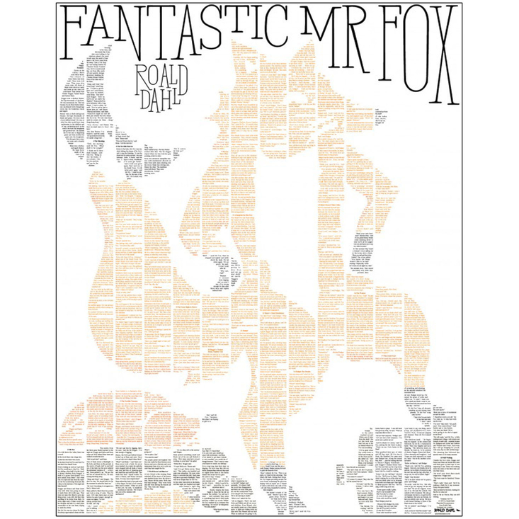 fantastic mr fox print