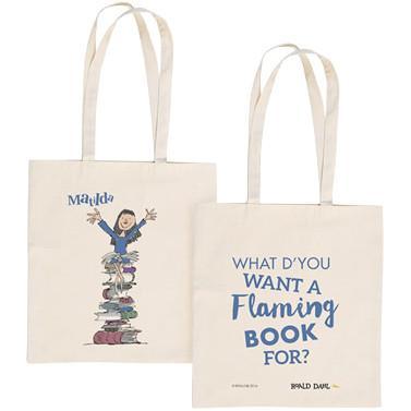 Matilda tote bag