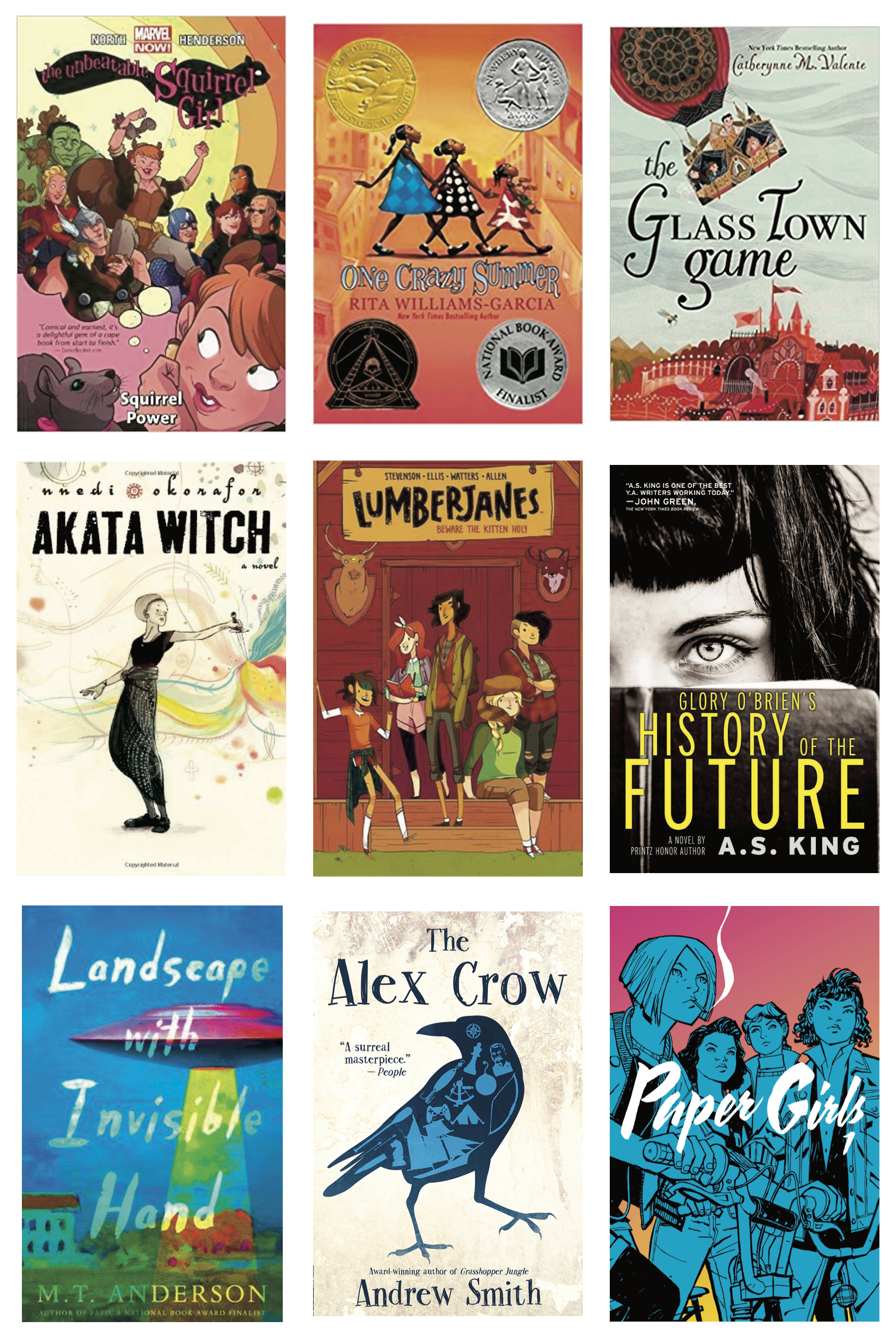 Library Chicken Update Top 10 Kids Young Adult Books Read In 2017