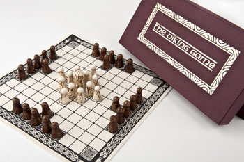Hnefatafl Viking Game