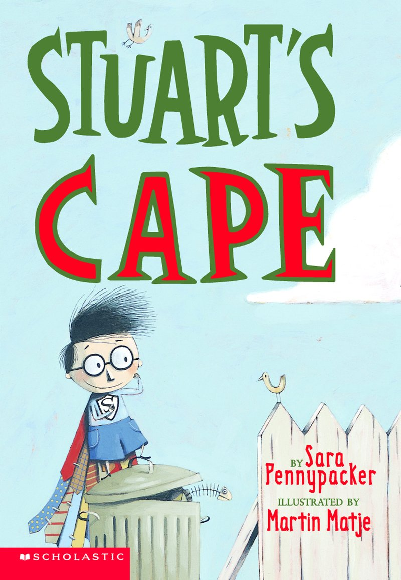 Stuarts Cape by Sara Pennypacker