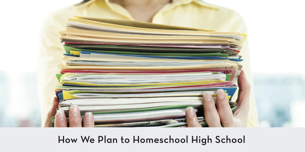 Homeschooling High School: How to figure out what classes you should teach