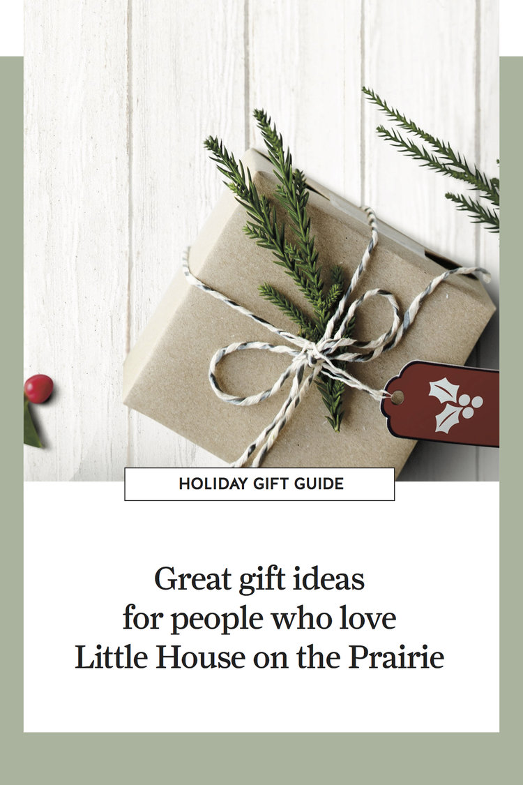Gift Ideas For People Who Love Little House On The Prairie Home