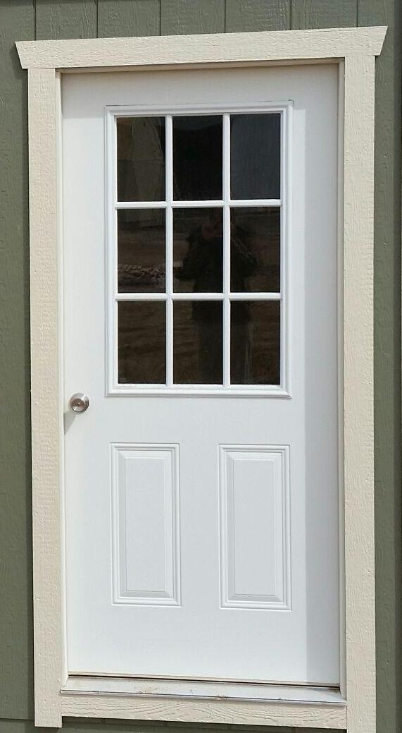 9 Lite Door