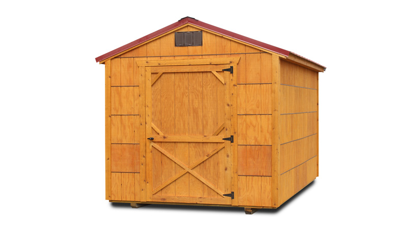 Cheapest shed