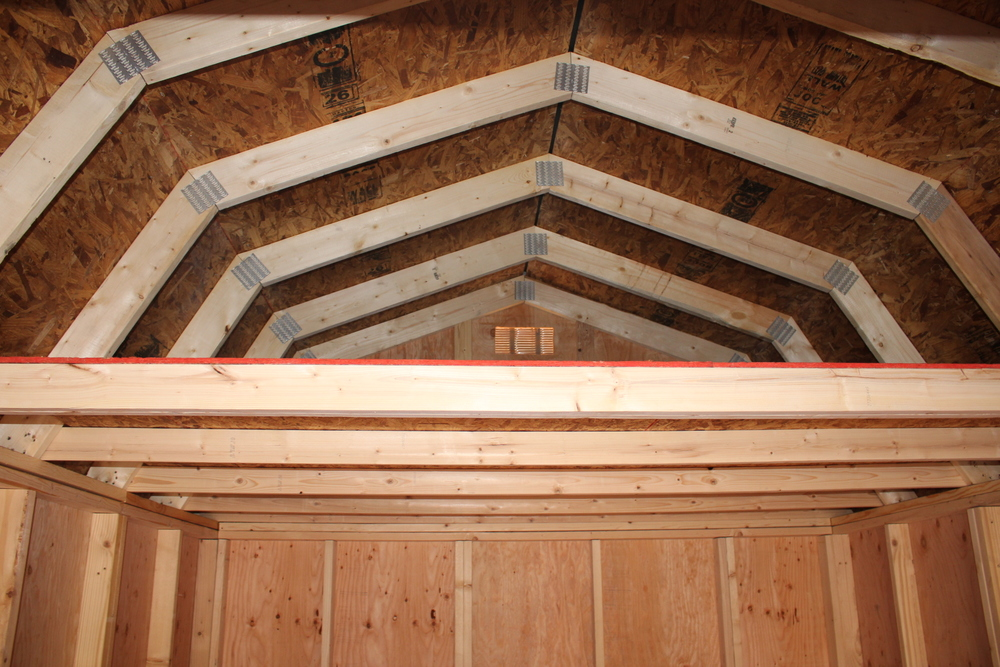 Inside Lofted Barn