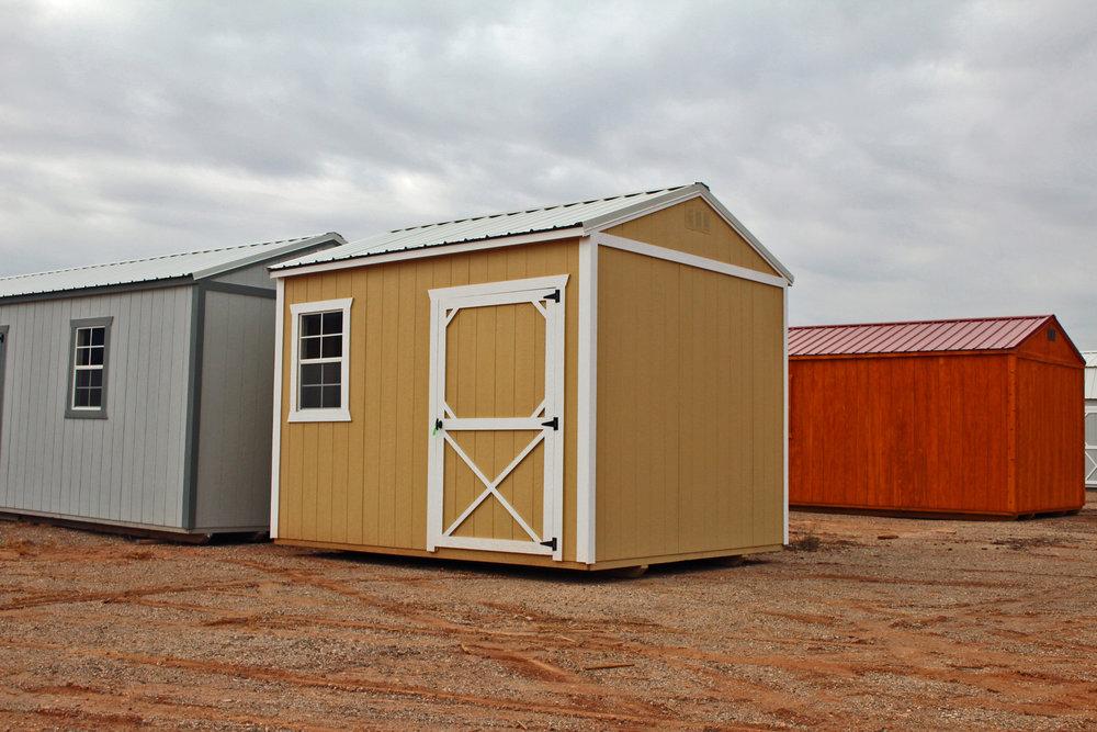 side shed