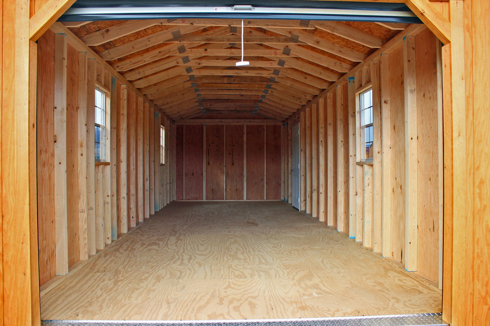 Portable Garage Shed