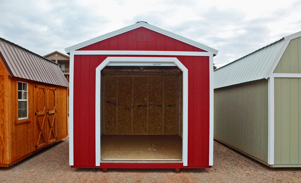 Freestanding Garages Cumberland Buildings Amp Sheds