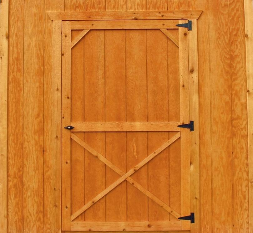 36 Inch Single Door