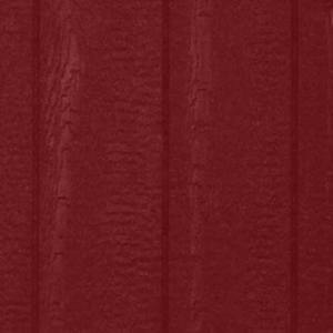 Barn Red Painted Siding & Trim