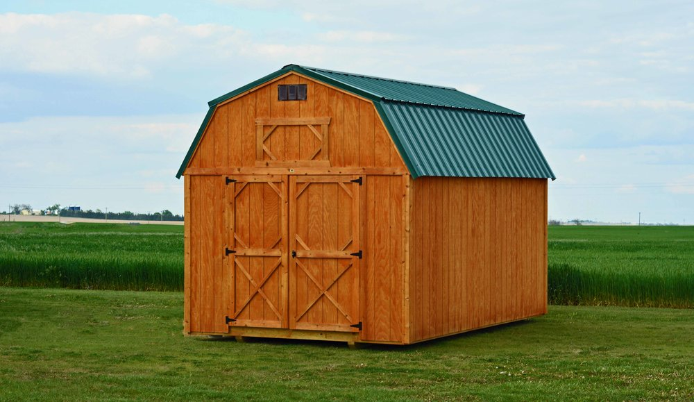 Storage Shed. Portable Shed. Lofted Shed. Affordable Shed. Cheap Shed.