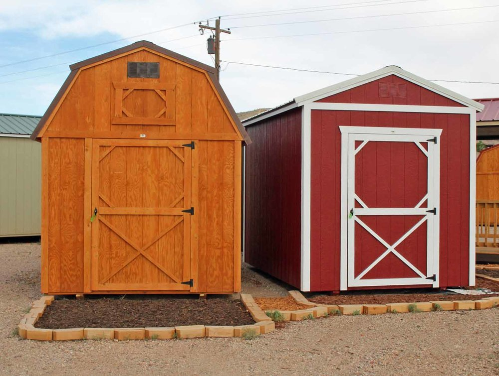 Paint vs Stained Siding