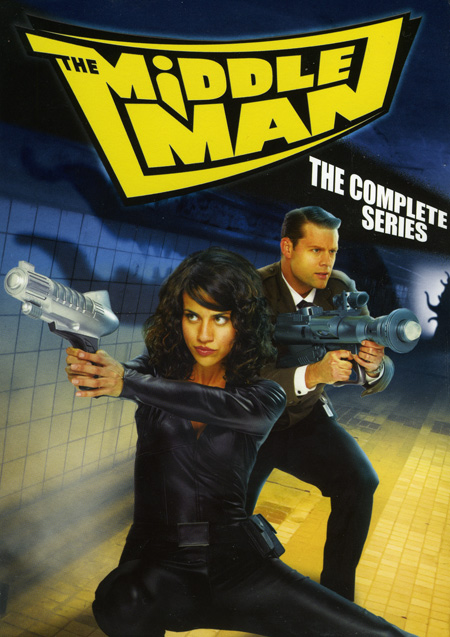 The Middleman DVD