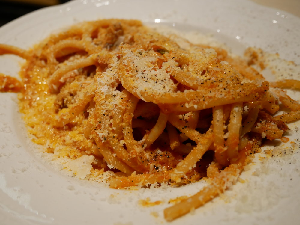 I'm a big foodie guy. Above is the best spaghetti I've ever had. Of course, it was in Rome.