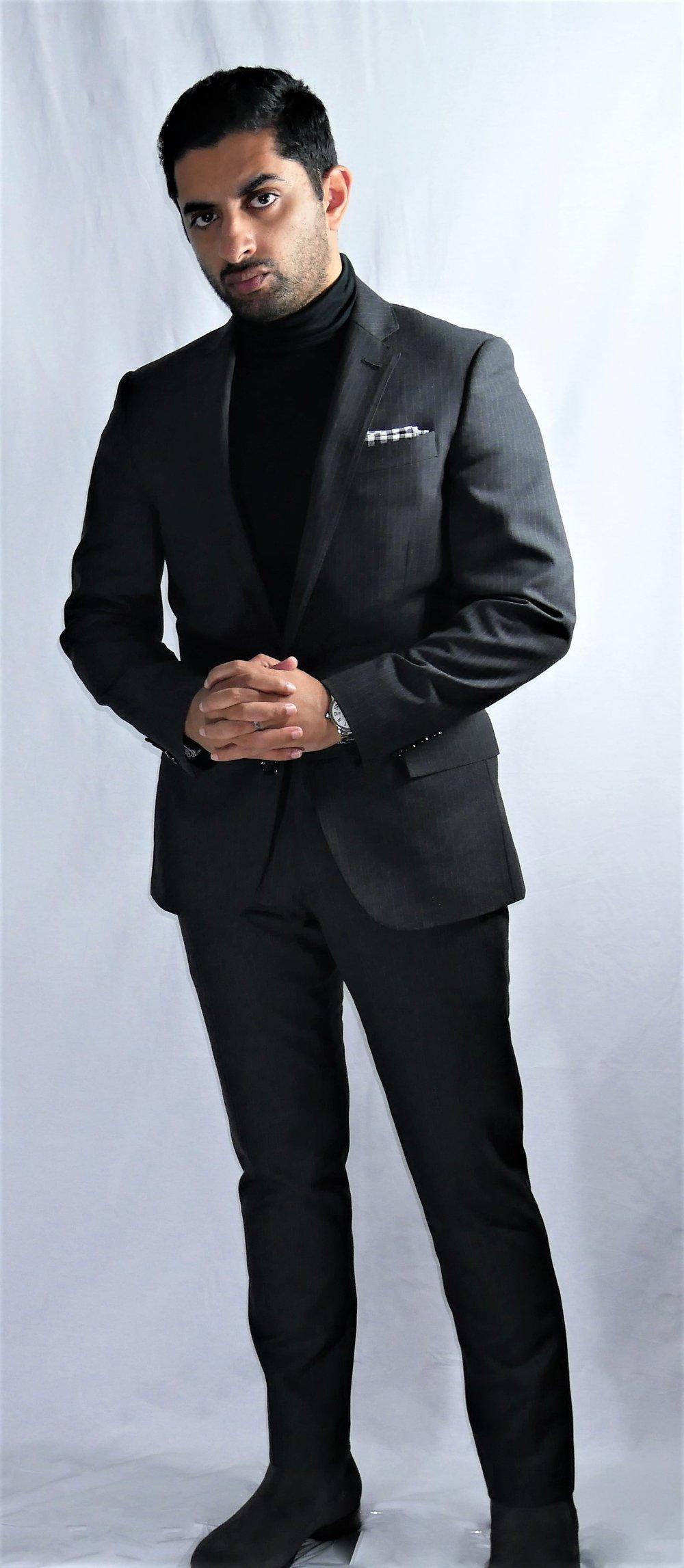 I could so be a James Bond villain. Or James Bond.