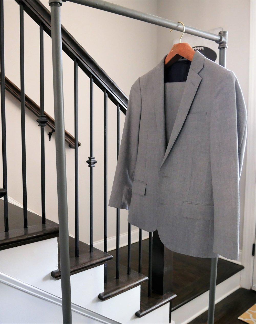 J. Crew Traveler Suit