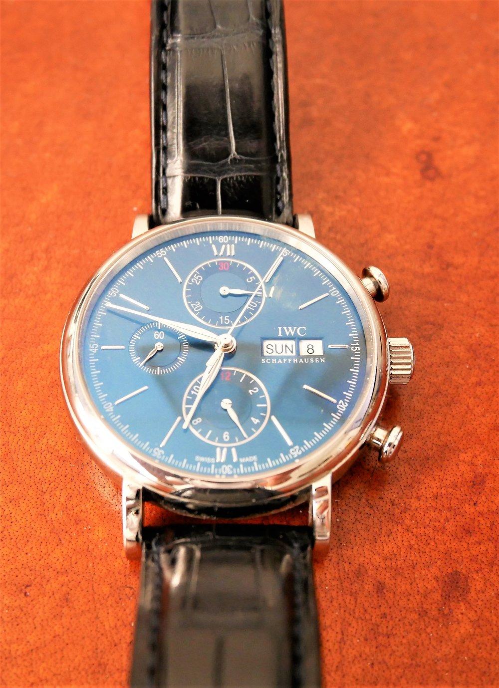 IWC Portofino Timepiece