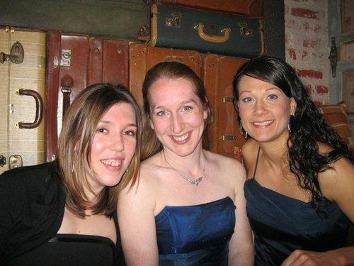 Voici quelques unes de mes amies de plus longue date depuis mon arrivée à Ottawa.
