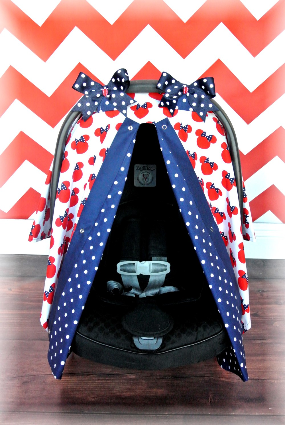 Red White u0026 Blue Minnie Canopy & Character Canopies u2014 JaydenandOlivia
