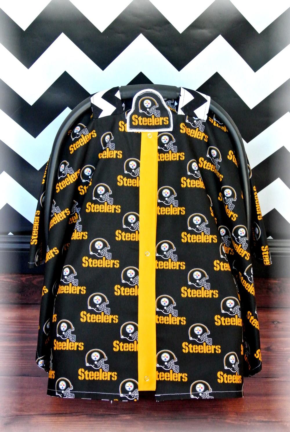 & Pittsburgh Steelers Canopy u2014 JaydenandOlivia