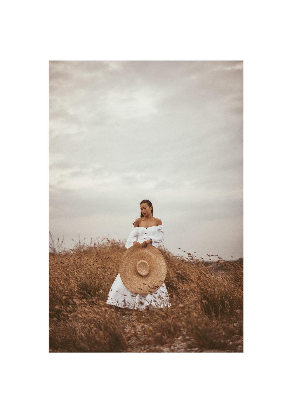 Dress: Mara Hoffman from Net-A-Porter