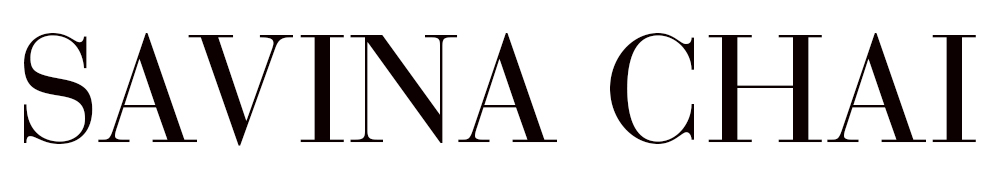 SAVINA CHAI | Luxury Fashion & Beauty | The Digital Destination