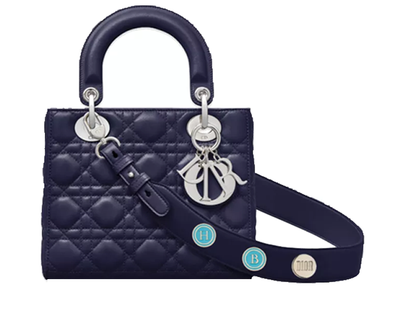 - Dior Customizable Lady Bag (Price available upon request)