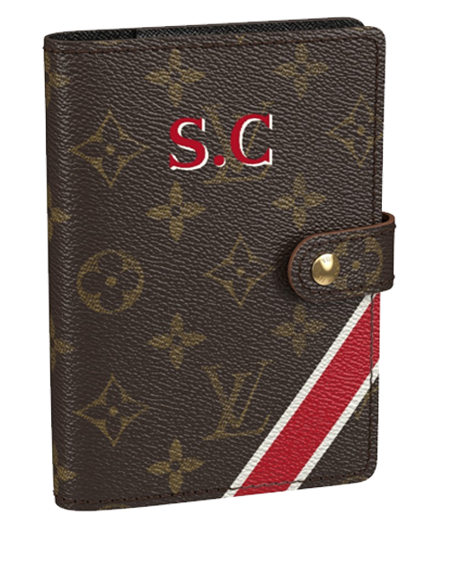 - Louis Vuitton Monogram Passport Holder, Price upon request