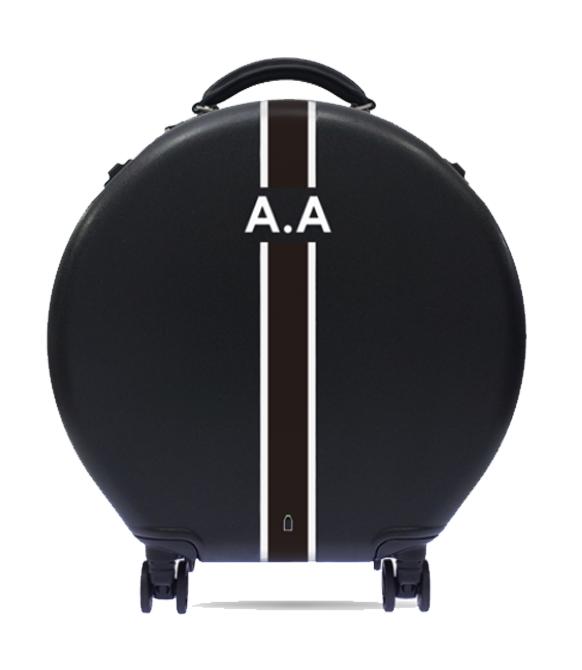 - Ookonn Initials Luggage, SGD $487