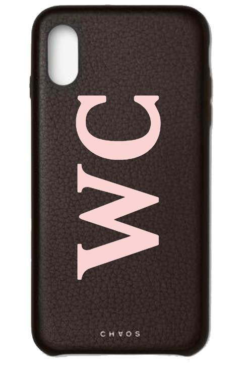 - CHAOS Monogrammed Phone Case SGD $280-320