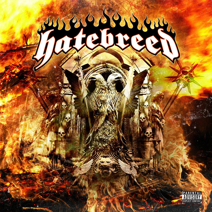 Hatebreed The Concrete Confessional Out Worldwide