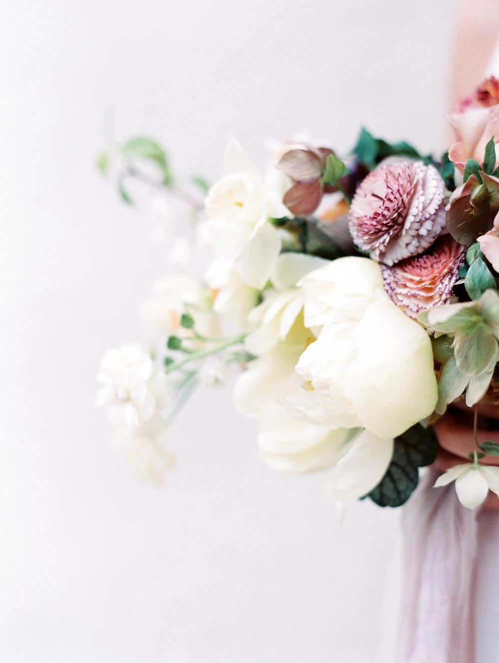 A Floral Designer's Process -