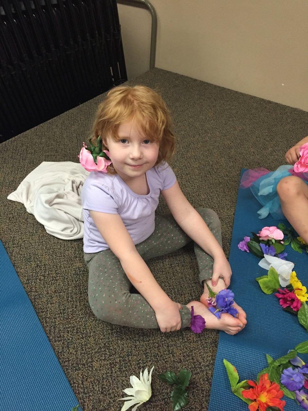 - Kids' Preschool Yoga Class
