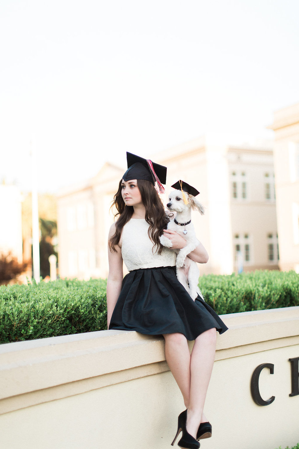 pirouettepaper.com | Pirouette Paper Company | Graduating from Chapman University in Public Relations | Mallory Dawn Photography