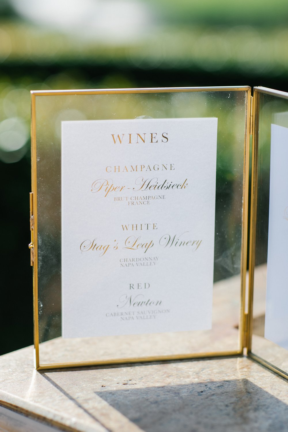 PIROUETTE PAPER COMPANY | PELICAN HILL WEDDING | INVITATIONS AND CUSTOM CALLIGRAPHY | THE GROVERS